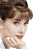 Audrey Hepburn, ca. 1964 Photo