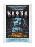 BURNT OFFERINGS Print