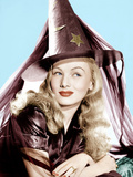 I MARRIED A WITCH, Veronica Lake, 1942 Print