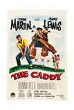 THE CADDY, Dean Martin, Jerry Lewis, 1953 Posters
