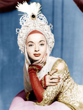 THE GOLDEN HORDE, Ann Blyth, 1951 Prints