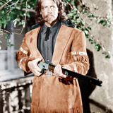 BUFFALO BILL, Joel McCrea, (as Buffalo Bill), 1944. Photo