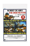 THE DEER HUNTER (aka VOYAGE AU BOUT DE L'ENFER Posters