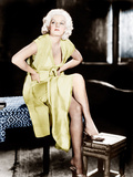 RED DUST, Jean Harlow, 1932 Photographie