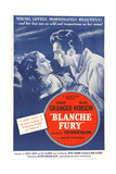 BLANCHE FURY, US poster, Prints