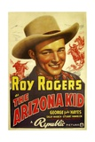 THE ARIZONA KID, center: Roy Rogers, 1939 Posters