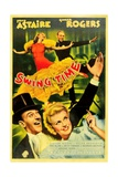 SWING TIME Posters