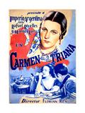 CARMEN (aka CARMEN Posters