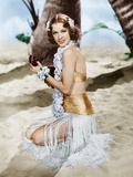 HONOLULU, Eleanor Powell, 1939 Photo