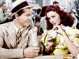 STATE FAIR, from left: Dana Andrews, Jeanne Crain, 1945. Prints