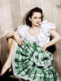 Olivia de Havilland, ca. 1948 Photo