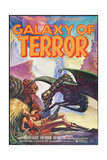 GALAXY OF TERROR, US poster, 1981, © New World Pictures/courtesy Everett Collection Art