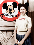 THE MICKEY MOUSE CLUB, Annette Funicello, 1955-59 Pósters