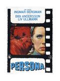 PERSONA, Italian poster, Liv Ullmann, 1966 Prints