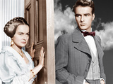 THE HEIRESS, from left: Olivia de Havilland, Montgomery Clift, 1949 Prints