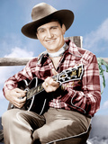 Gene Autry, ca. late 1940s Poster