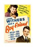 BOY FRIEND Posters