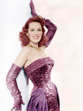 MALAGA, (aka FIRE OVER AFRICA), Maureen O'Hara, 1954 Photo