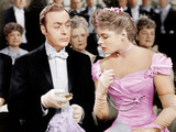 GASLIGHT, from left: Charles Boyer, Ingrid Bergman, 1944 Print