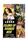 ISLAND OF DOOMED MEN, Rochelle Hudson, Peter Lorre, 1940 Prints