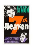 SEVENTH HEAVEN Plakater