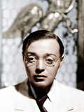 THANK YOU, MR. MOTO, Peter Lorre, 1937. Photo
