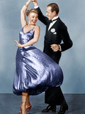 THE BARKLEYS OF BROADWAY, from left: Ginger Rogers, Fred Astaire, 1949 Print