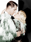 I'M NO ANGEL, from left: Cary Grant, Mae West, 1933 Photographie