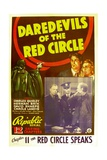 DAREDEVILS OF THE RED CIRCLE Prints