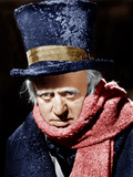 A CHRISTMAS CAROL, Alastair Sim, 1951 Print