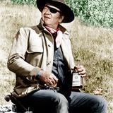 TRUE GRIT, John Wayne, 1969 - Photo