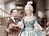 House of Wax, Vincent Price, Phyllis Kirk, 1953 Photo