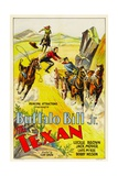 THE TEXAN, 1932. Print