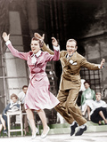 EASTER PARADE, from left: Judy Garland, Fred Astaire, 1948 Photo