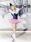 WINTERTIME, Sonja Henie, 1943. Photo