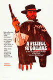 A FISTFUL OF DOLLARS, Clint Eastwood, 1964 Art