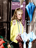 THE UMBRELLAS OF CHERBOURG, (aka LES PARAPLUIES DE CHERBOURG), Catherine Deneuve, 1964 Photo