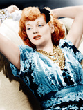 Lucille Ball, RKO publicity shot, ca. 1940 Photo