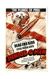 JUNIOR G-MEN, 'Chapter 9: The Plunge of Peril', 1940 Prints