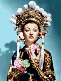 THE MASK OF FU MANCHU, Myrna Loy, 1932 Print