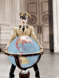THE GREAT DICTATOR, Charles Chaplin, 1940 Photo