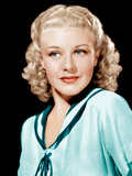 Ginger Rogers in RKO publicity portrait, ca. 1936 Photo