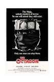 THE OCTAGON, US poster, Chuck Norris, 1980. © American Cinema Releasing/courtesy Everett Collection Posters