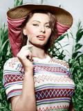 Sophia Loren, ca. 1956 Photo