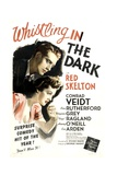 WHISTLING IN THE DARK, from top: Red Skelton, Ann Rutherford, 1941. Prints