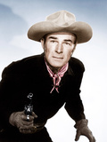 THE DOOLINS OF OKLAHOMA, Randolph Scott, 1949 Photo