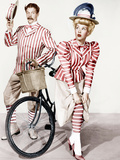 MOTHER WORE TIGHTS, from left: Dan Dailey, Betty Grable, 1947. Photo