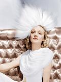 Marlene Dietrich, ca. 1930s Print