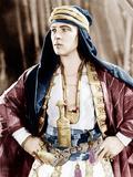THE SHEIK, Rudolph Valentino, 1921 Print