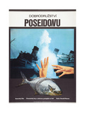 THE POSEIDON ADVENTURE (aka POSEIDONU) Affiche